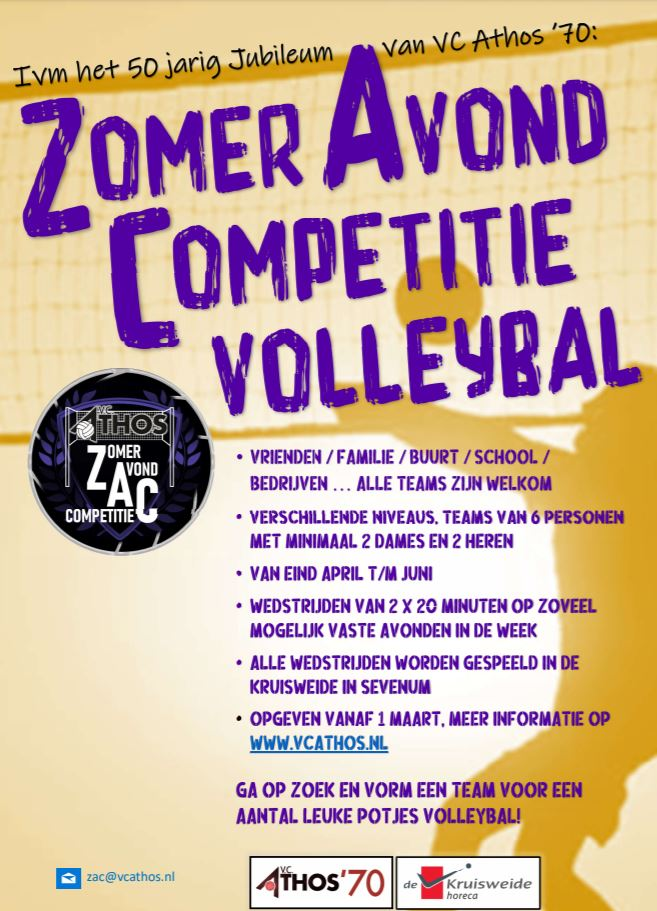 ZAC Competitie